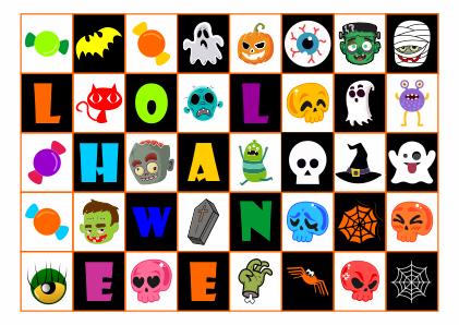 Lince Halloween