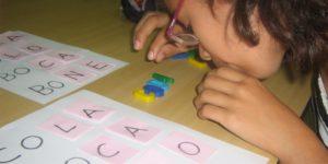 como veem as crianças com baixa visão