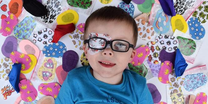 como aplicar o tampão ocular