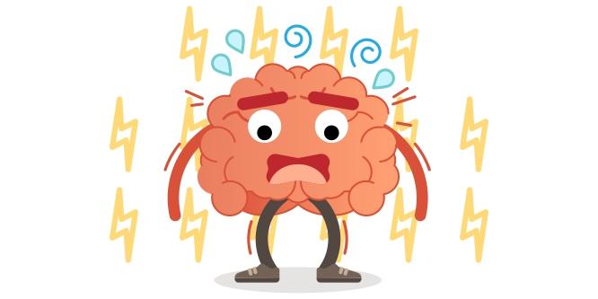 Estímulos visuais são estressantes para o cérebro. Aprenda a relaxar!