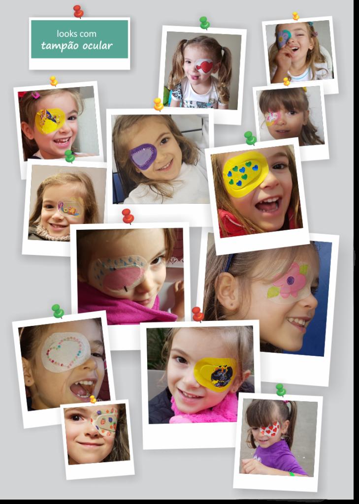 inspire-se nos modelos de tampão de olho decorado