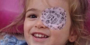 qual modelo de tampão ocular é melhor?